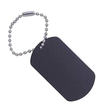 Porte-clés en aluminum