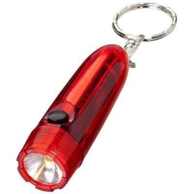 Porte-clés avec lampe Bullet